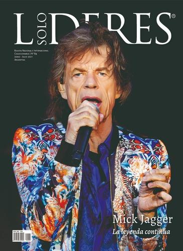 Edición Nº 84. Mick Jagger